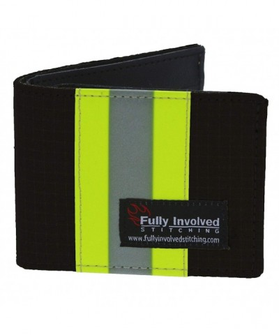 Personalized Firefighter Bi fold Turnout Material