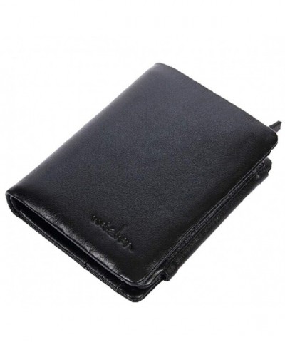 Weichen Leather Wallets Quality Trifold