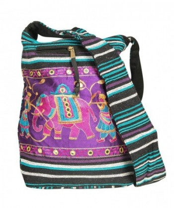 TribeAzure Elephant Shoulder Crossbody Spacious