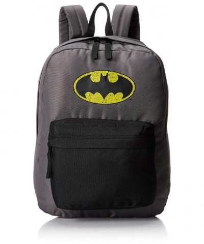 Batman Pocket Backpack Distressed Screen