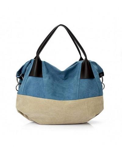 Fansela Handbag Crossbody Shopping Multicoloured