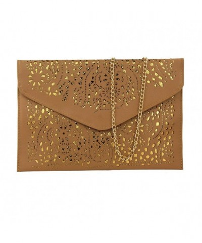 Perforated Pattern Background Fashion Envelope