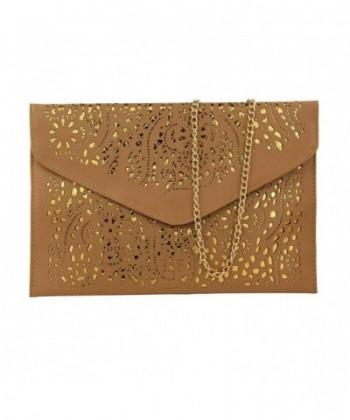 Perforated Pattern Background Fashion Envelope