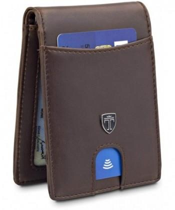 TRAVANDO Slim Wallet Men DENVER