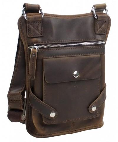 Vagabond Traveler FREELANCER Leather Distress