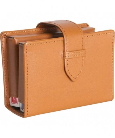 Royce Leather Deck Cards Case