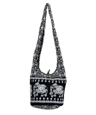 Hippie Crossbody Shoulder Handmade Elephant
