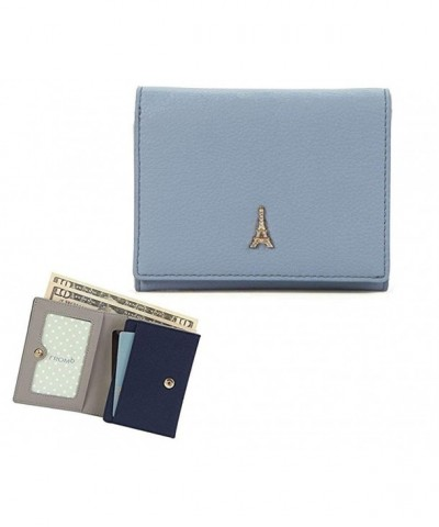 Juniel Genuine Leather Wallet Bifold