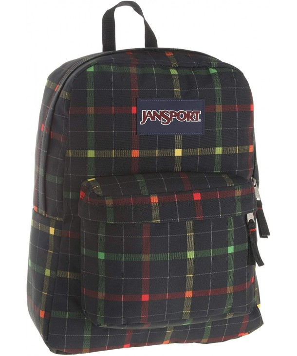 JanSport Superbreak Backpack Black London