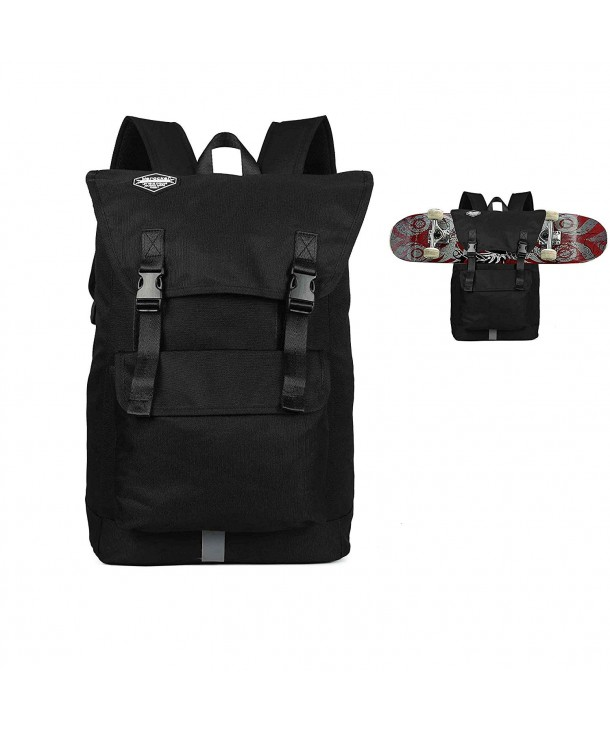 Huntvp Backpack Skateboard Capacity Included
