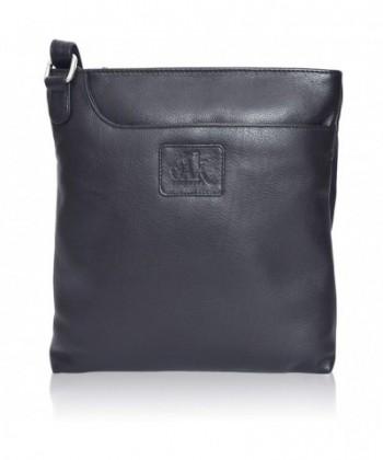 Premium Leather Crossbody Slim Women