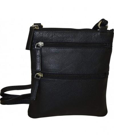 Pielino Womens Genuine Leather Crossbody