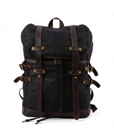 Mozone Vintage Backpack Waterproof Rucksack