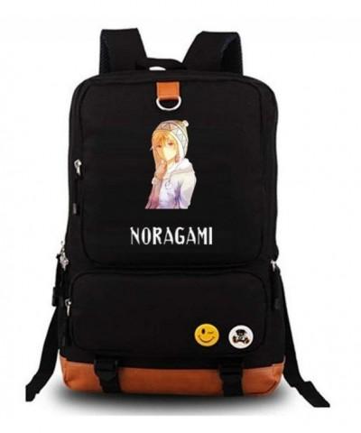 YOYOSHome Noragami Cosplay Bookbag Backpack