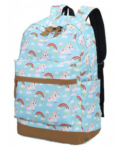 Backpack School Bookbag Daypack Unicorn