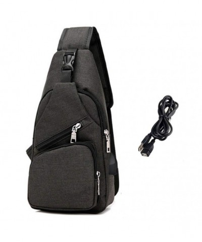 Shoulder Crossbody Backpack Unbalance Daypack