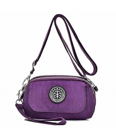 Water resistant Wristlet Clutch Crossbody Shoulder