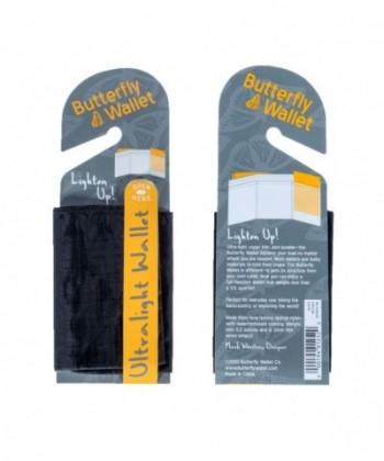 Butterfly Wallet Lightest Thinnest Minimalist