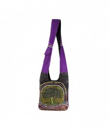 Tree of Life Sling Bag