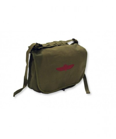Stansport Paratrooper Shoulder Olive Drab