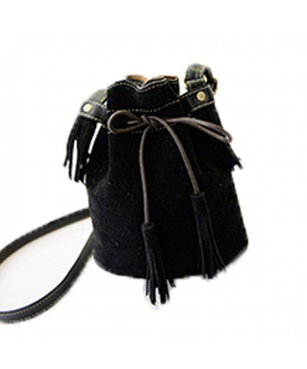 FTSUCQ Womens Tassel Shoulder Handbags