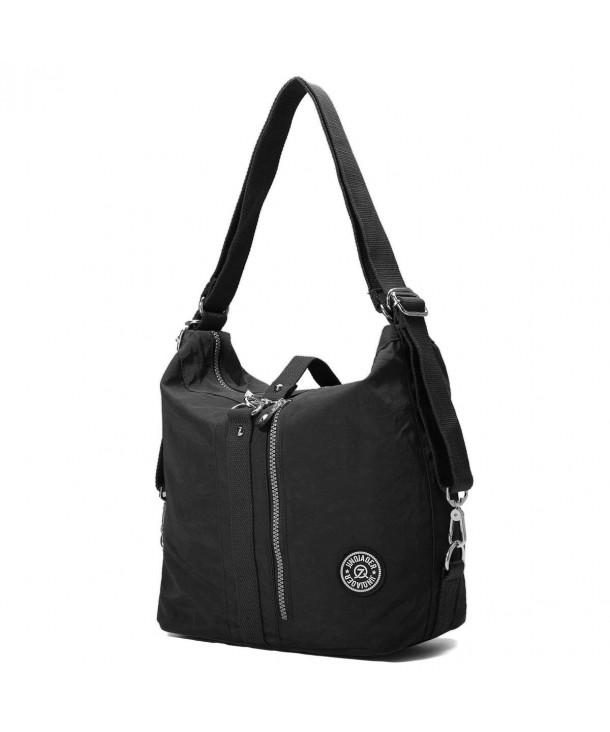 Shoulder Backpack Function Versatile 12X11X7inch