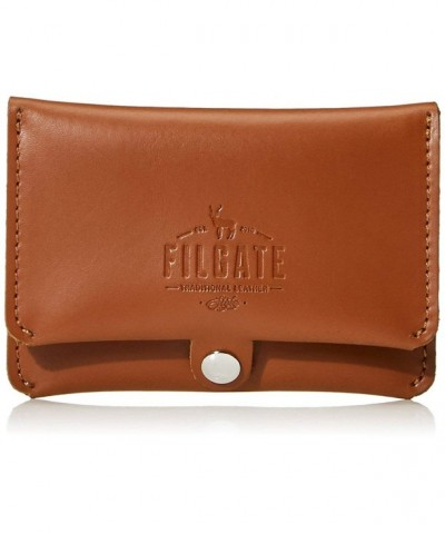 Filgate Bifold Leather Wallet Pockets