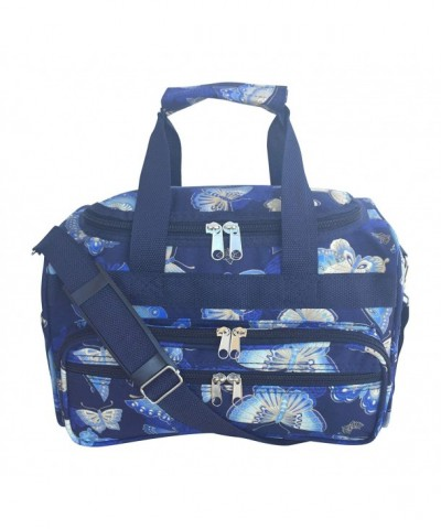 Duffle Cheer Sports Travel Butterflies