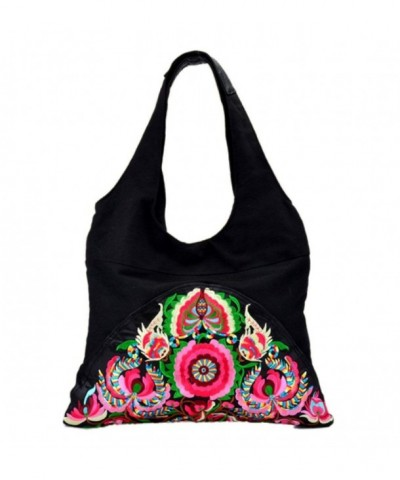 Onlineb2c Chinese Vintage Embroidered Shoulder