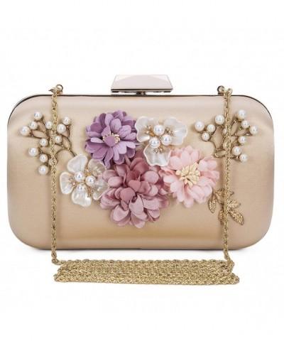 Chichitop Evening Handbag Wedding Apricot