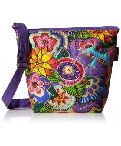 Laurel Burch LB5572 Carlottas Crossbody