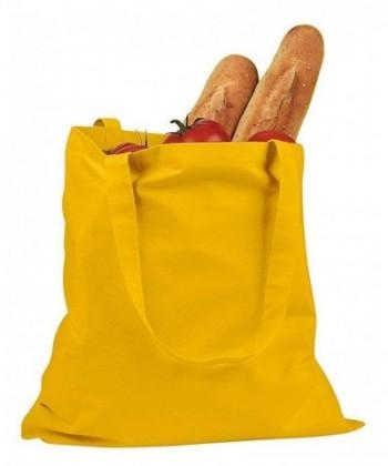 BAGedge Canvas Promo Tote Yellow