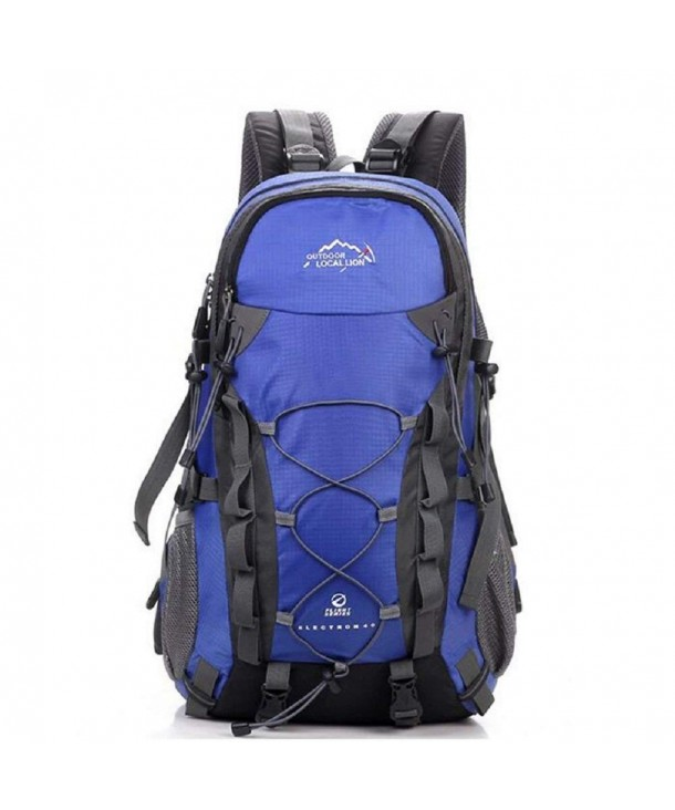 LOCALLION Backpack Climbing Waterproof Knapsack
