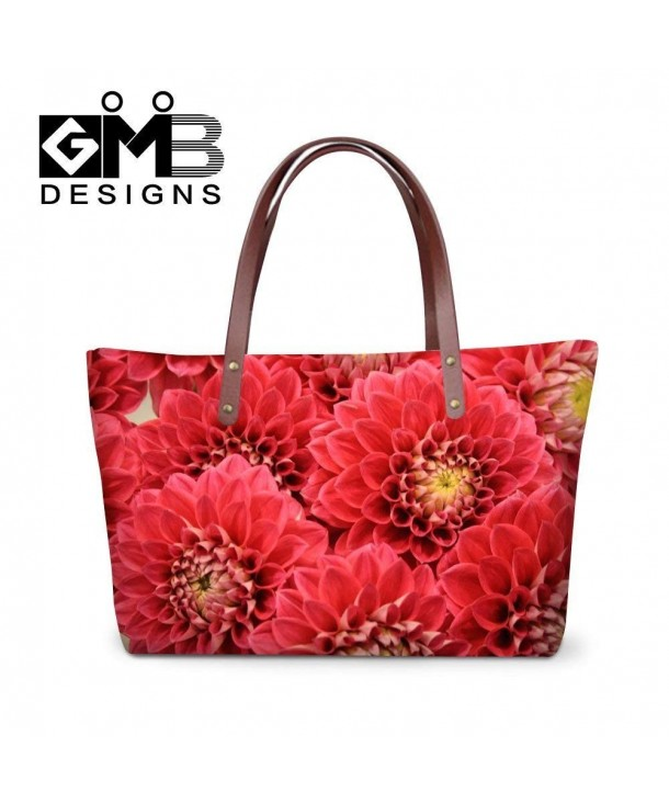 Generic Shoulder HandBags Flower Women