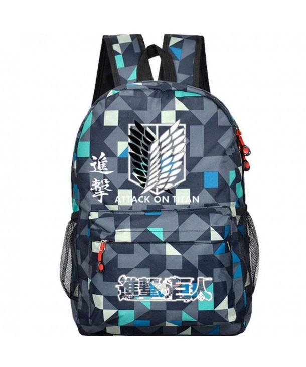 SP Japanese Cosplay Backpack Bookbag