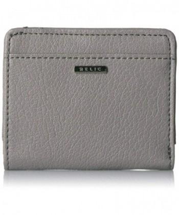 Rfid Bifold Wallet Stripe Size