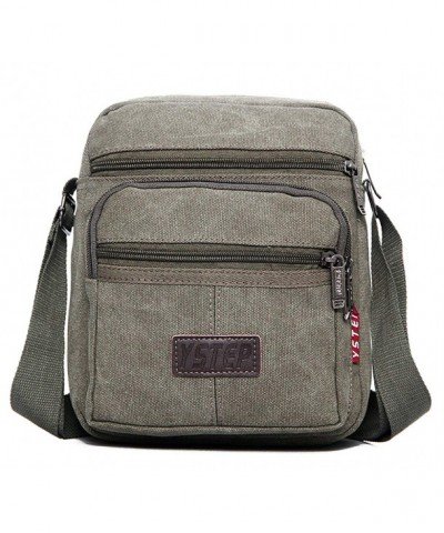 Degohome Crossbody Shoulder Messenger armygreen