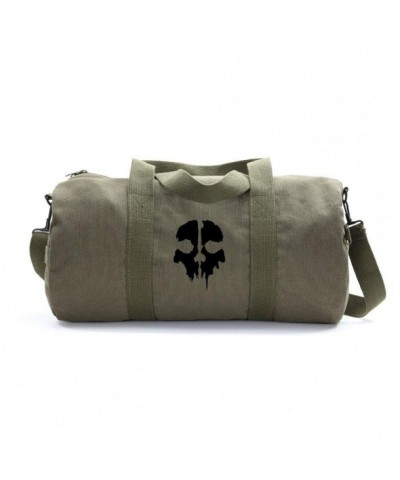 Ghost Heavyweight Canvas Duffel Medium