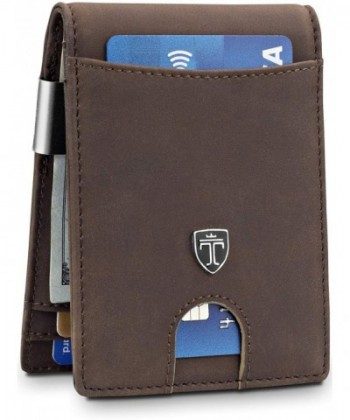 Wallet HOUSTON Blocking Minimalist TRAVANDO