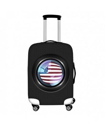 Freewander Luggage Personalized Suitcase Protector