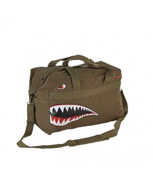 Sportys Flying Tigers Duffel Bag