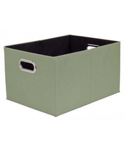 CreativeWare Fold Store Tote Green