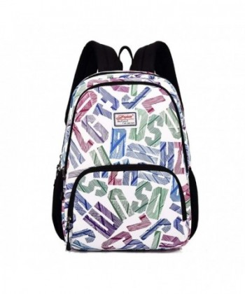 Backpack Fashion Pattern College Leaper