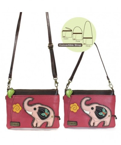 Chala Elephant Mini Crossbody Purse