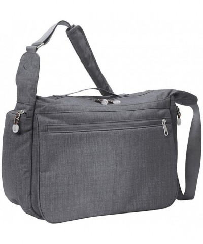 eBags Square Security Brushed Graphite