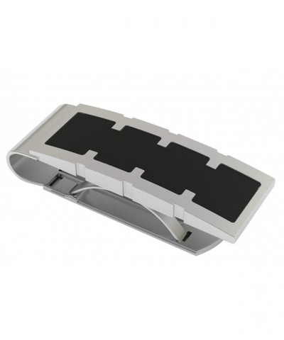 Money Clip Men Stainless Accessory