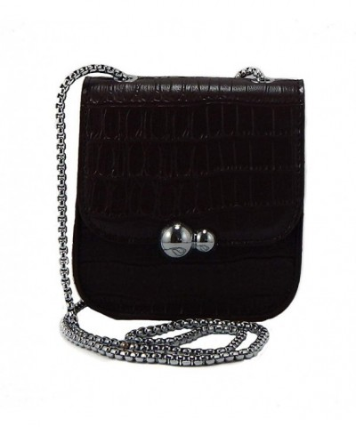 Go Fashion Snakeskin Crossbody Mini Purse
