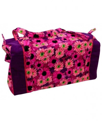 Darice Fabric Fashion Bags Duffel