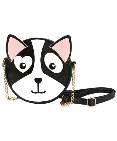 Gina Concepts Critter Crossbody Frenchie
