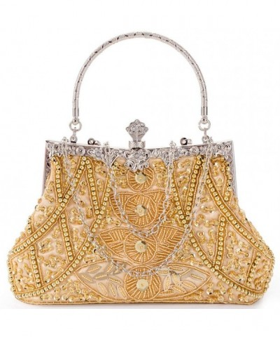 LONGBLE Vintage Evening Wedding Handbag